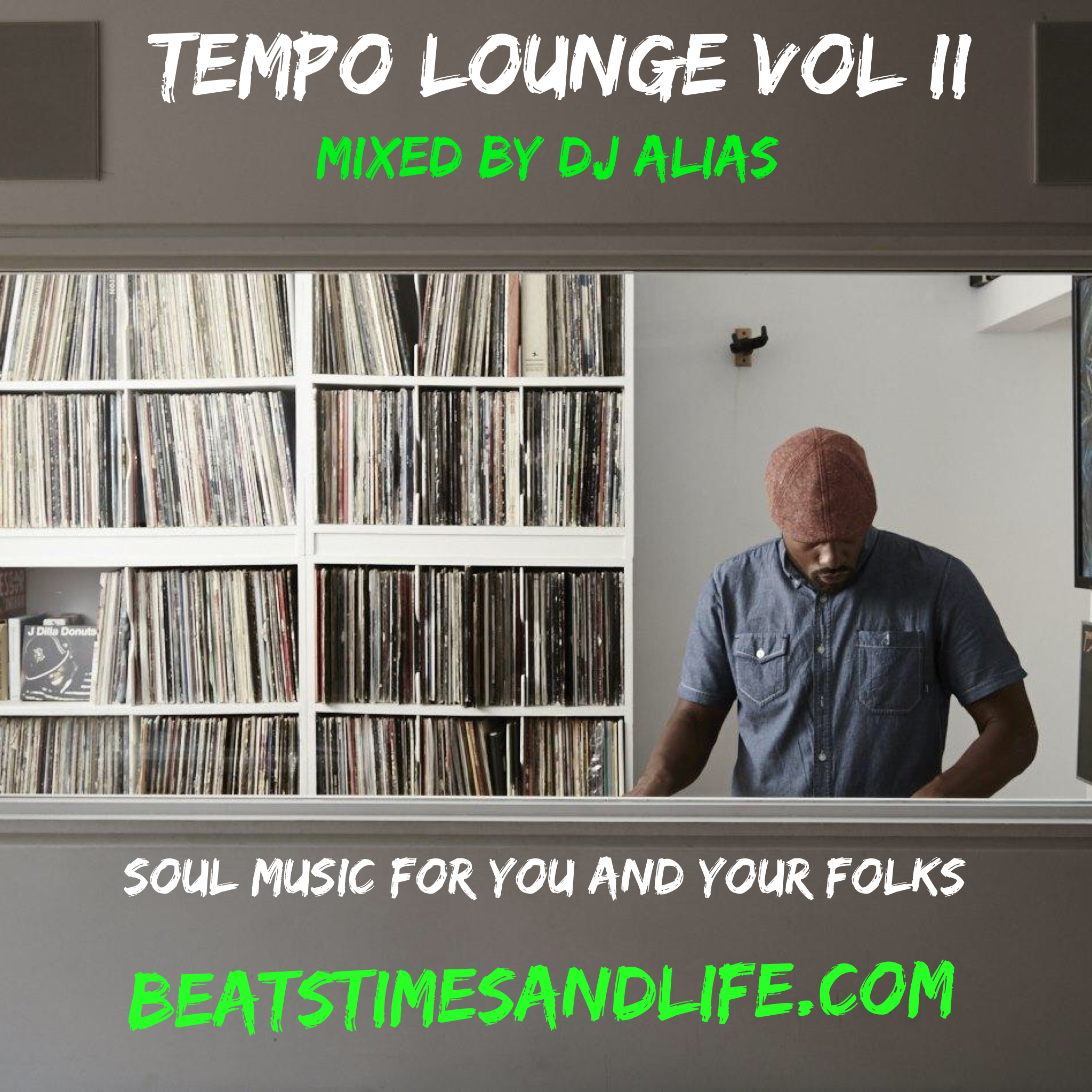 Tempo Lounge Vol II (Soul Music for You and Your Folks) - Beats