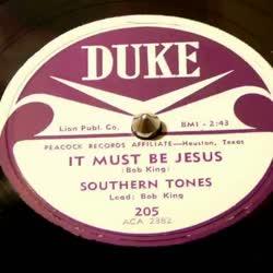 SouthernTones_MustBeJesus1954_RRAS